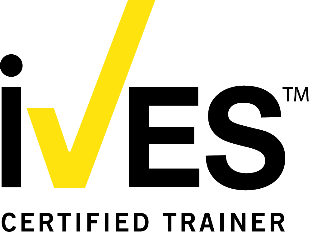 IVES Certified Trainer Logo