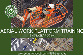 Aerial Work Platform Training