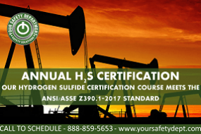 H2S Certification